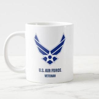 U.S. Luftwaffen-Tierarzt-Spezialitäten-Tasse Jumbo-Tasse
