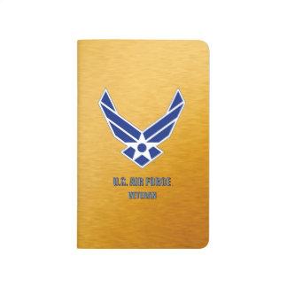 U.S. Luftwaffen-Tierarzt-Taschen-Zeitschrift Taschennotizbuch