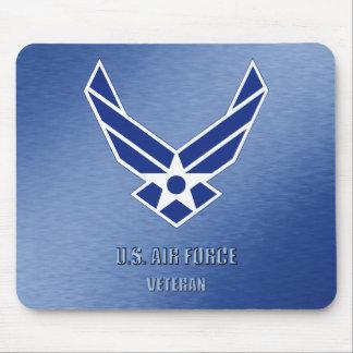 U.S. Luftwaffen-Veteran Mousepad