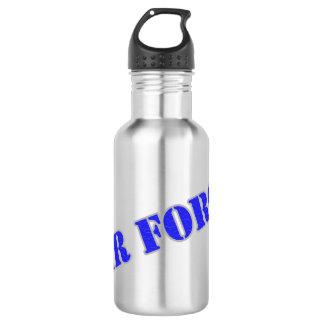 U.S. Luftwaffen-Wasser-Flasche Edelstahlflasche