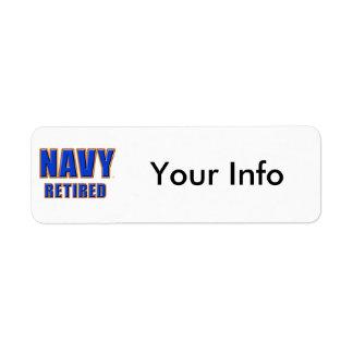 U.S. Marine pensionierter