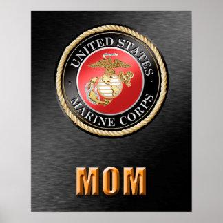 U.S. Marineinfanteriekorps-Mamma Poster