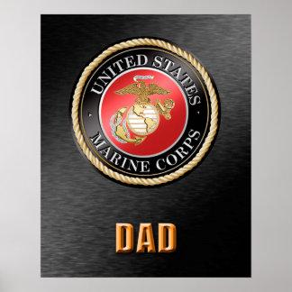 U.S. Marineinfanteriekorps-Vati Poster