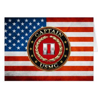 U.S. Marinesoldaten: Captain (USMC Kapitän) [3D] Karte