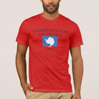 U.S. - Palmer antarktisches Stations-Shirt T-Shirt