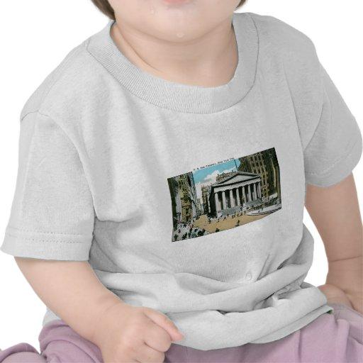 U.S. Vorfiskus, New York City T-Shirts