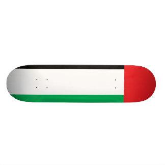 Uae-Flagge Skateboardbretter