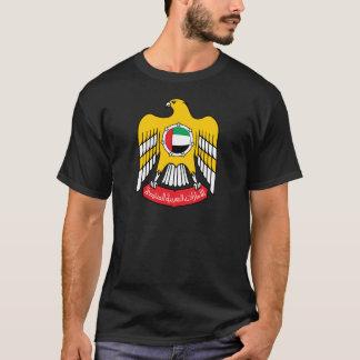 Uae-Wappen Detail T-Shirt