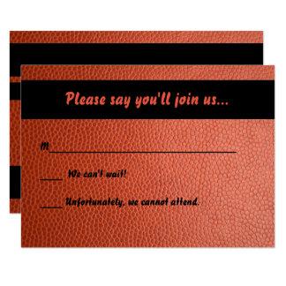 UAWG-Karte I für Band-Bar Mitzvah Sammlung 8,9 X 12,7 Cm Einladungskarte