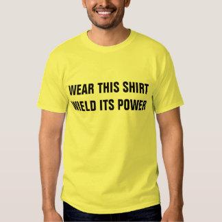 üben Sie aus Tshirt