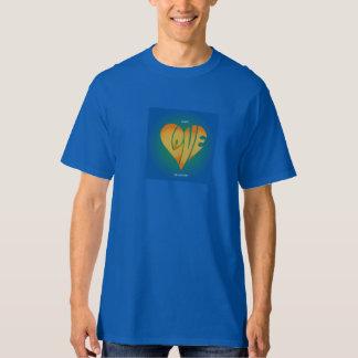 Üben Sie LIEBE eine Option aus T-Shirt