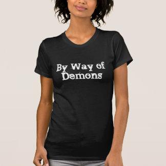 Über Dämonen T-Shirt
