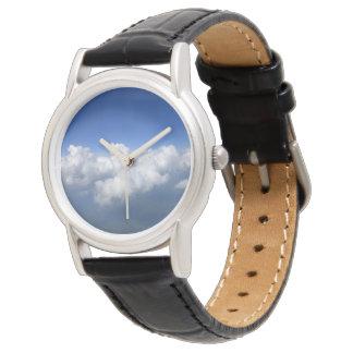 Über den Wolken Armbanduhr