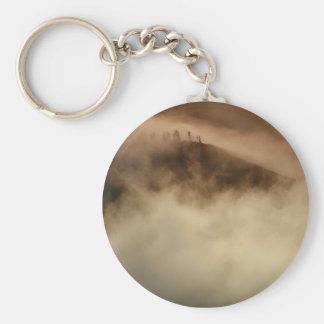 Über den Wolken Schlüsselanhänger
