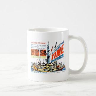 Über der Zeit-Sperre hinaus Kaffeetasse