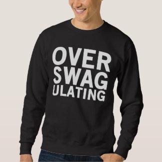 Über Swagulating Crewneck Sweatshirt