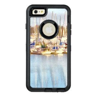 Über und unter OtterBox iPhone 6/6s plus hülle