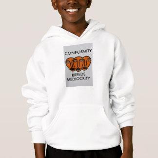 Übereinstimmung 2 hoodie