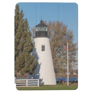 Übereinstimmungs-Punkt-Leuchtturm iPad Air Hülle