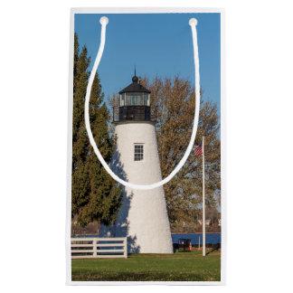 Übereinstimmungs-Punkt-Leuchtturm Kleine Geschenktüte