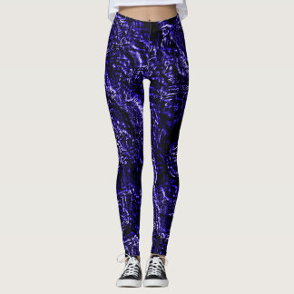 Übereinstimmungs-Traube Goth Rosen Leggings