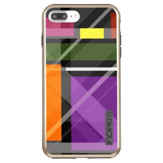 Überfahrt-Formen Incipio DualPro Shine iPhone 8 Plus/7 Plus Hülle
