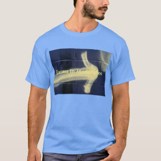 Überfluss in der Mäßigung T-Shirt
