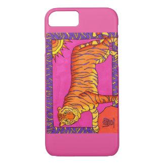 Überfluss-Tiger iPhone 8/7 Hülle