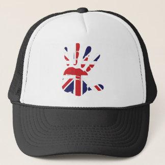 Übergeben Sie es den Briten! Truckerkappe