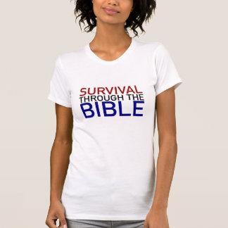 Überleben durch die Bibel T-Shirt