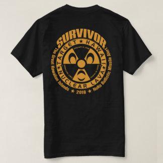 ÜBERLEBENDER - NOKO HAWAII FLUGalarm T - Shirt