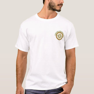 Überlebens-Metrics.com-Logo T-Shirt