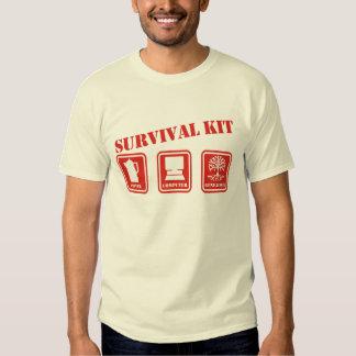Überlebensausrüstung Hemden