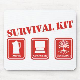 Überlebensausrüstung Mauspad