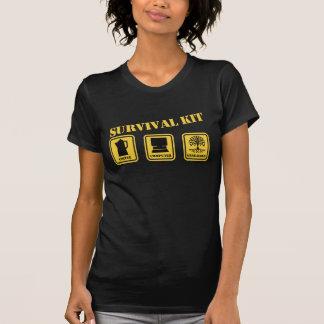 Überlebensausrüstung T-shirt
