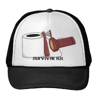 Überlebensausrüstungs-Hut Kappe