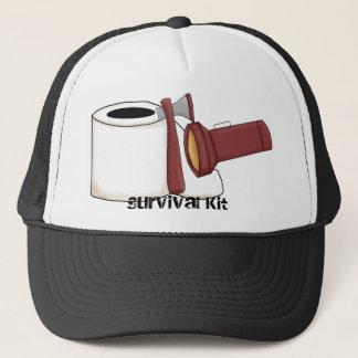 Überlebensausrüstungs-Hut Truckerkappe