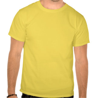 Übernahme-Logo-Schwarzes T-Shirts