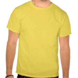 Übernahme-Logo-Schwarzes Tshirt