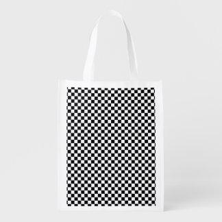 Überprüftes Muster Einkaufstasche