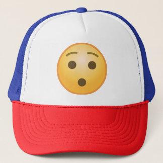 Überraschtes Emoji Truckerkappe