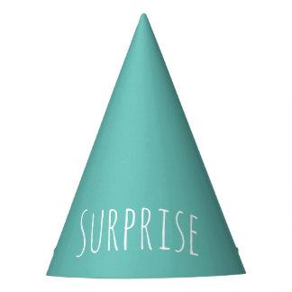 Überraschung Partyhütchen