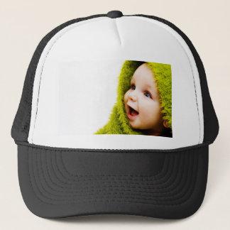 Überraschungs-Baby Truckerkappe