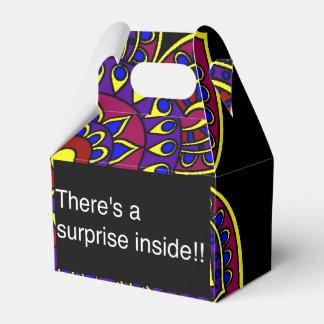Überraschungs-Kasten Geschenkschachtel