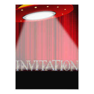 Überraschungs-Party Einladung