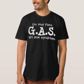 Überschreiten Sie nicht (G.A.S - T Shirt