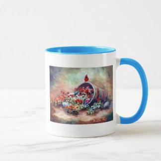 Überschwemmung Tasse