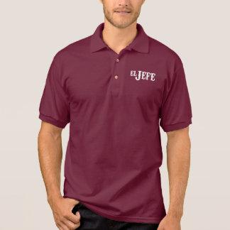 Übersetzung EL Jefe das Chef-lustige Shirt
