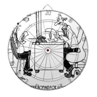 Übersichts-Cartoon 7990 Dartscheibe