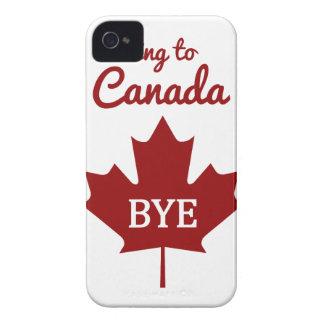 Übersiedlung nach Kanada iPhone 4 Case-Mate Hülle